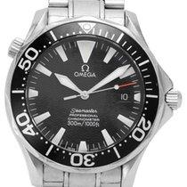 Omega 2254.50.00 Zeljezo 2005 Seamaster Diver 300 M 41mm rabljen