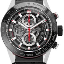 TAG Heuer Carrera Calibre HEUER 01 CAR2A1Z.FT6044 2017 pre-owned