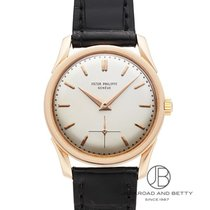 Patek Philippe Rose gold 34mm Manual winding 2537 pre-owned