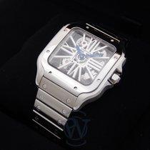 Cartier Santos (submodel) WHSA0007 2020 nowość