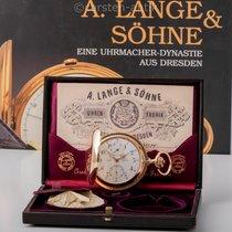 A. Lange & Söhne Sehr gut Rotgold 54mm Automatik Deutschland, Berlin