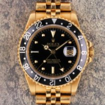 Rolex GMT-Master Yellow gold 40mm Black No numerals United States of America, Florida, Sunny Isles Beach