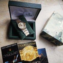 Rolex Datejust Oysterquartz Acero y oro Champán Sin cifras España, Hoz de Marrón Ampuero