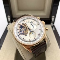 Zenith El Primero Chronomaster Rose gold 45mm Silver No numerals United States of America, Florida, Coconut Creek