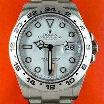 Rolex Explorer II 216570 2013 occasion
