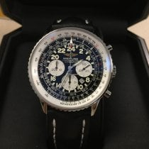 Breitling Navitimer Cosmonaute Steel 41.5mm Black Arabic numerals United States of America, Michigan, stevensville