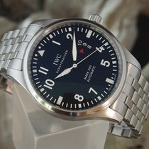 IWC Pilot Mark Steel Black United States of America, Pennsylvania, Kutztown