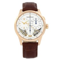 Jaeger-LeCoultre Duomètre Rose gold 42mm Silver Arabic numerals United States of America, Arizona, SCOTTSDALE
