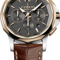 Corum Admiral's Cup Legend 42 Gold/Steel 42mm Grey No numerals United States of America, Texas, Houston