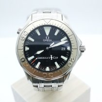 Omega Steel 41mm Automatic 2533.50.00 pre-owned