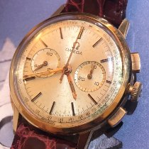 Omega Yellow gold Manual winding 101.009 pre-owned