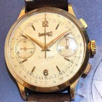 Eberhard & Co. Żółte złoto Manualny Eberhard 16000 używany