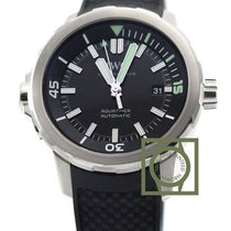 IWC Aquatimer Automatic Сталь 42mm Чёрный