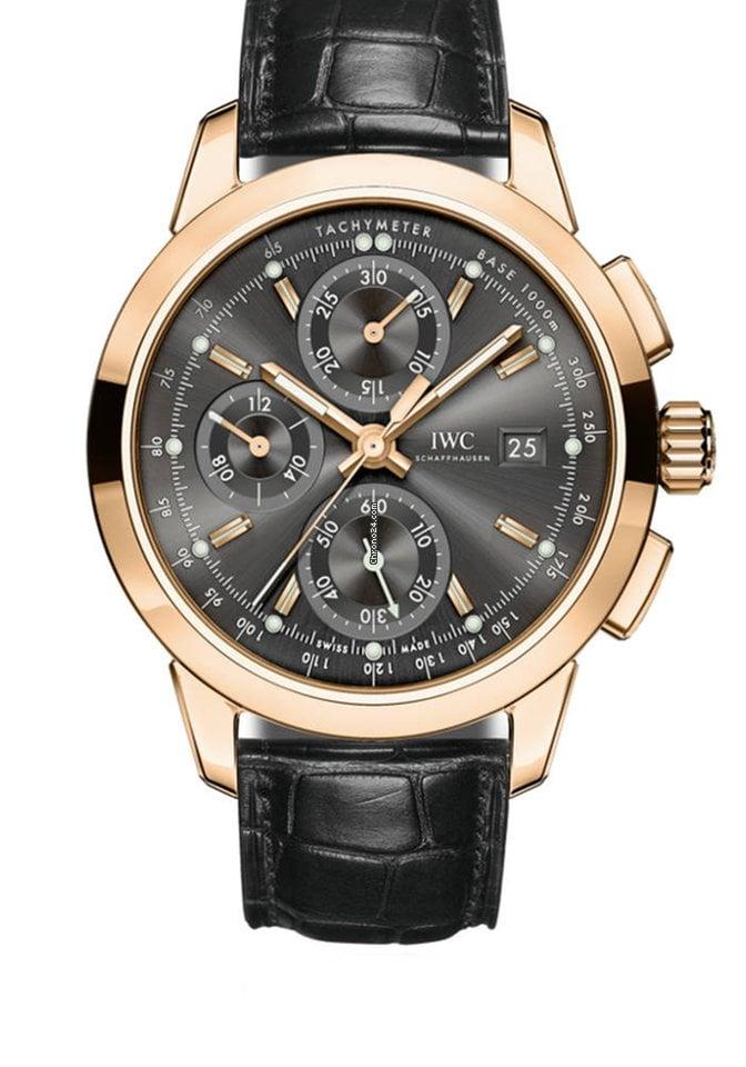 IWC Ingenieur Chronograph IW380803 2021 nuevo