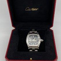 Cartier Stal 37mm Automatyczny 2510 używany