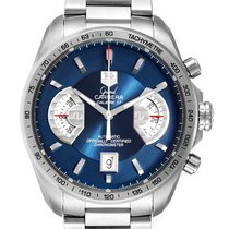 TAG Heuer Grand Carrera Steel 43mm United States of America, Georgia, Atlanta