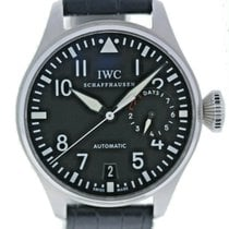 IWC Big Pilot Steel 46mm Black United States of America, California, Newport Beach