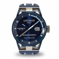 Locman 0511BLBLFWH0SIB Titan 2020 Montecristo 44mm nov