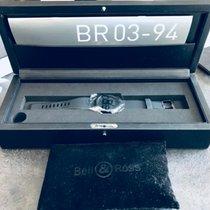 Bell & Ross BR 03-94 Chronographe BR 03-94-S-05924 2009 pre-owned