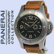 Panerai Special Editions Титан 60mm Чёрный
