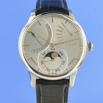 Maurice Lacroix Masterpiece Phases de Lune MP6528-SS001-330 Dobry Stal 43mm Automatyczny