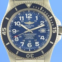 Breitling Steel 44mm Automatic A17392 pre-owned