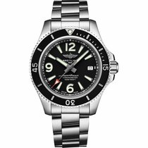 Breitling Superocean II 42 new Automatic Watch with original box and original papers A17366021B1A1
