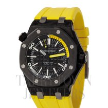 Audemars Piguet Carbone Remontage automatique Noir 42mm occasion Royal Oak Offshore Diver