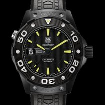 TAG Heuer Aquaracer 500M Steel 43mm Black No numerals South Africa, PRETORIA