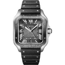 Cartier Santos (submodel) WSSA0037 2020 nuevo
