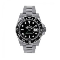 Rolex 116710LN Steel 2015 GMT-Master II 40mm pre-owned