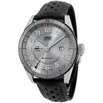 Oris Audi Sport Steel 44mm Silver Arabic numerals United States of America, New Jersey, Somerset