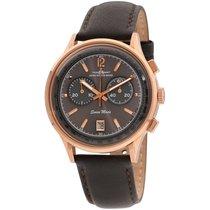Zeno-Watch Basel Acero 42mm Cuarzo ZE5181-3 nuevo
