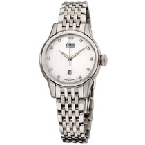 Oris Artelier Date Steel 31mm Mother of pearl United States of America, New Jersey, Somerset