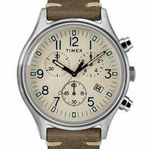 Timex Acero 42mm Cuarzo TW2R96400 nuevo