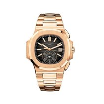 Patek Philippe Rose gold 40.5mm Automatic 5980/1R-001 pre-owned United Kingdom, LONDON
