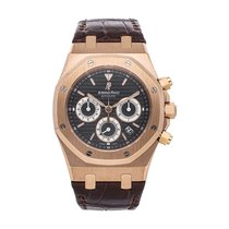 Audemars Piguet Rose gold 39mm Automatic 26022OR.OO.D098CR.02 pre-owned