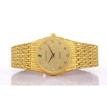 Audemars Piguet Yellow gold 34mm Quartz 52622 pre-owned