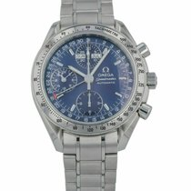 Omega Speedmaster Day Date Steel 39mm Blue United States of America, Florida, Sarasota