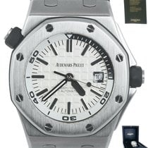 Audemars Piguet Royal Oak Offshore Diver Steel 42mm White United States of America, New York, Smithtown