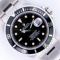 Rolex 16610 Stahl 1991 Submariner Date 40mm neu Deutschland, München