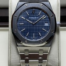 Audemars Piguet Steel 39mm Automatic 15202ST.OO.0944ST.03 pre-owned