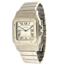 Cartier Santos Galbée 32mm White Roman numerals United States of America, Virginia, Vienna