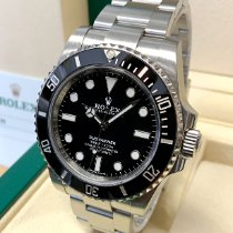 Rolex 114060 Steel 2018 Submariner (No Date) 40mm pre-owned United Kingdom, Wilmslow