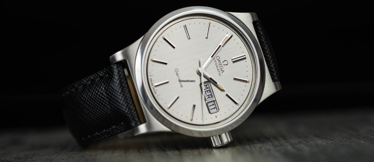 Omega Oversize Geneve Automatic 1973 Top Condition