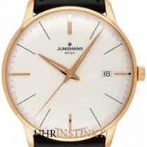 Junghans 38.4mm Quartz 058/7800.00 new