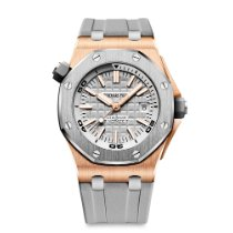Audemars Piguet Rose gold 42mm Automatic 15711OI.OO.A006CA.01 new