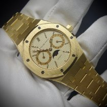 Audemars Piguet Yellow gold 37mm Automatic 25594BA.OO.0789BA.05 pre-owned