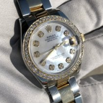 Rolex Lady-Datejust Gold/Steel 31mm Mother of pearl United States of America, Texas, Frisco