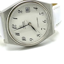 Omega Steel 35mm Automatic omega 166.0203 pre-owned